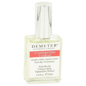 Demeter Cosmopolitan Cocktail Colonia Spray por Demeter 1 oz Colonia Spray