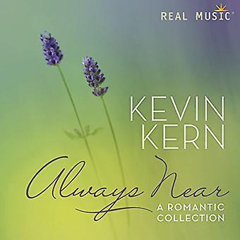 Kevin Kern - Always Near [CD] USA import