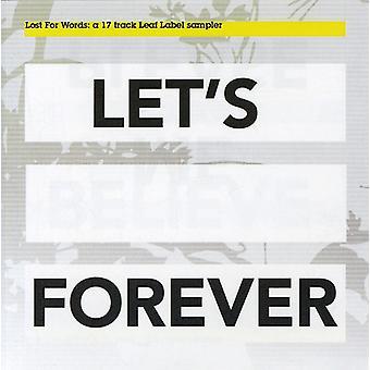 Lost for Words-Leaf Budget Compilation - Lost for Words-Leaf Budget Compilation [CD] USA import
