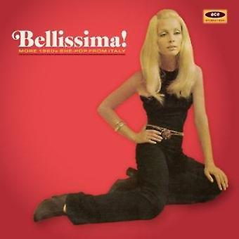Bellissima: More 1960s She-Pop From Italy / Var [CD] USA import