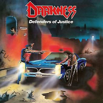 Defenders Of Justice [CD] USA import