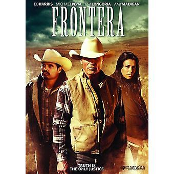 Frontera [DVD] USA import