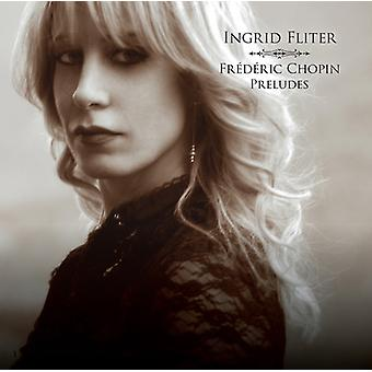Chopin / Fliter - Preludes [SACD] USA import