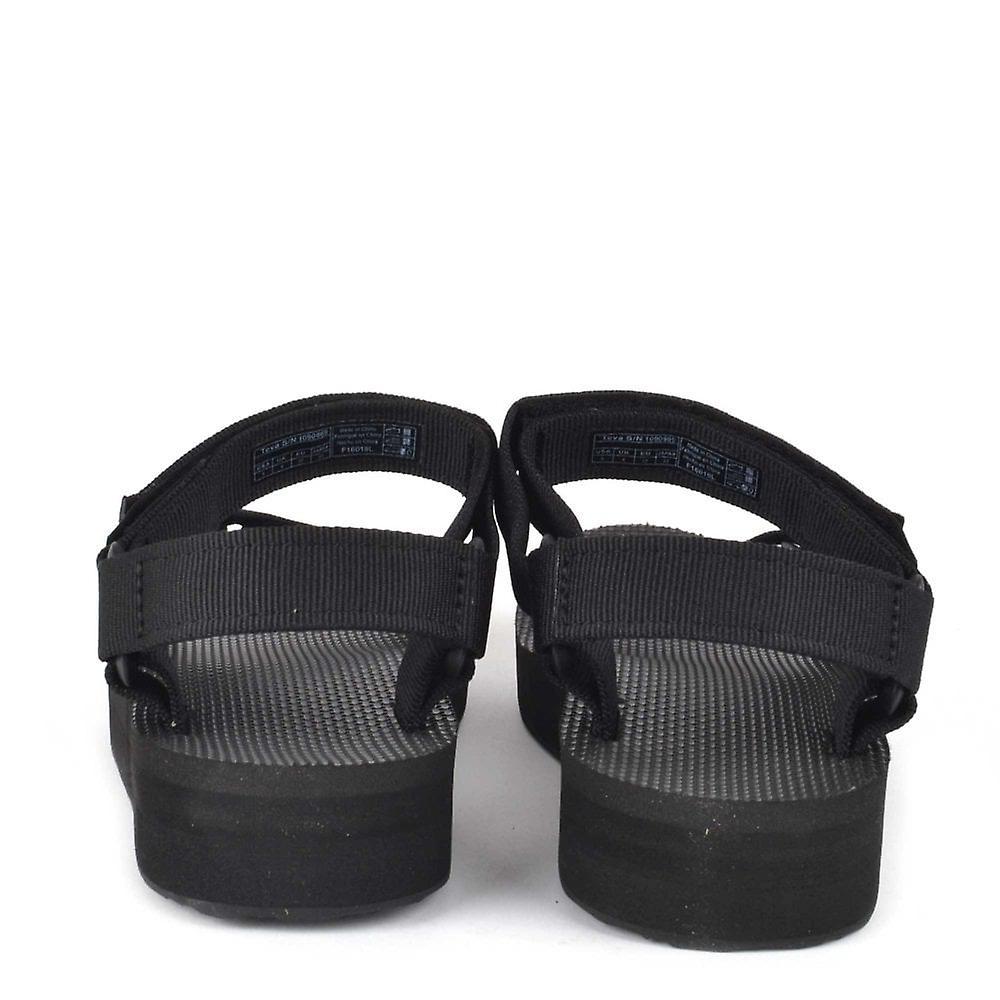 Teva Midform Universal Black Sandals