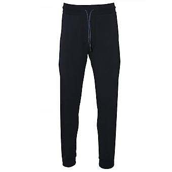 Antony Morato Navy & White Jogging Bottoms