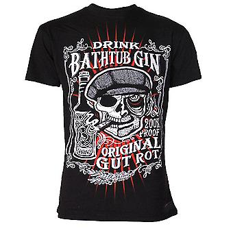 Dark Side-Bad tub gin-mens t-shirt