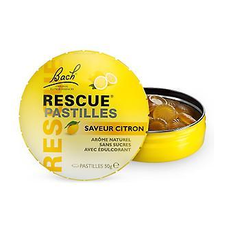 RESCUE® Lemon Lozenges 50 g (Lemon)