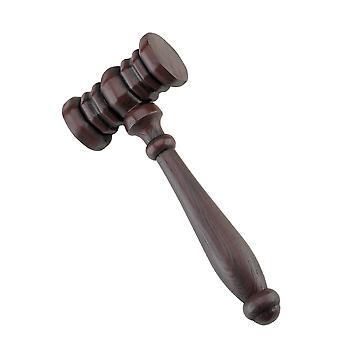 Gavel Hammer Mallet asianajaja tuomari huuto kauppa myynti Miesten puku lisä varuste