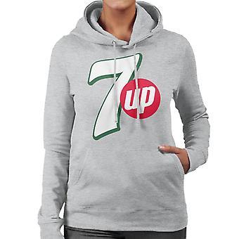 7up Modern Logo Women's Hooded Sweatshirt