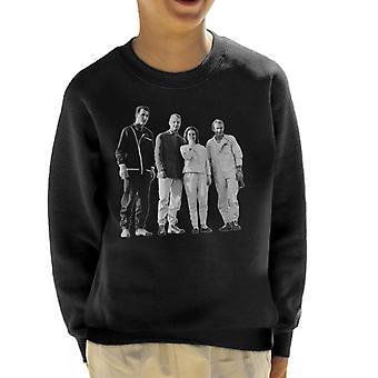 Motorsport Images 1961 International Trophy Meeting Kid's Sweatshirt