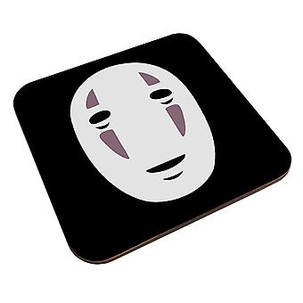 No Face Mask Studio Ghibli Spirited Away Coaster