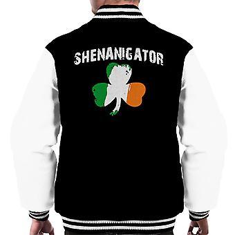Shenanigator miesten Varsity Jacket