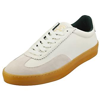 Scotch & Soda Plakka Mens Casual Trainers in Off White