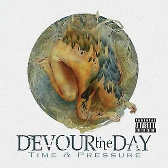 Devour the Day - Time & Pressure [CD] USA import