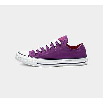 Converse Ctas Ox 162453C Icon Violet Womens Shoes Boots