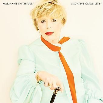 Marianne Faithfull - Negative Capability [CD] USA import