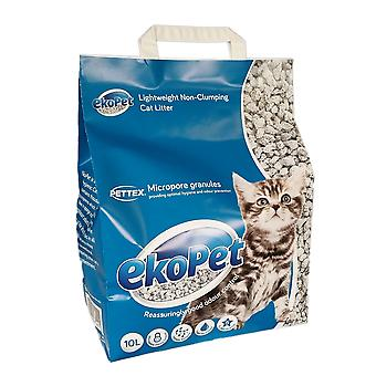 Pettex Ekopet Ikke sammenklumpning kattegrus