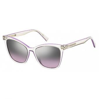 Sunglasses Women's Transparent Cat-Eye