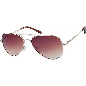 Sunglasses Unisex Pilot gold/gold (20-173)