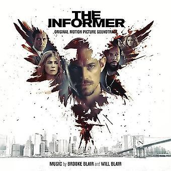 Informer / O.S.T. [CD] USA import