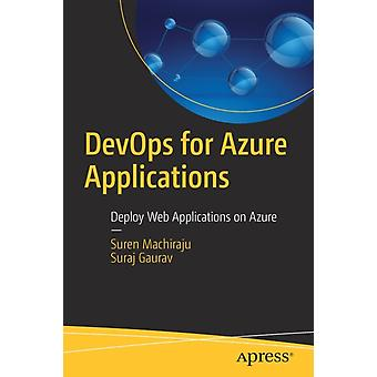 DevOps for Azure Applications by Machiraju & SurenGaurav & Suraj