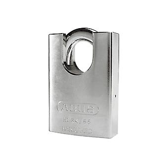 ABUS 34/55mm Hardened Steel Padlock Close Shackle Carded ABU3455CSC