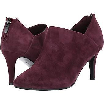 باندولينو النساء الفجر الجلود اللوز اللوز الكاحل أحذية الموضة