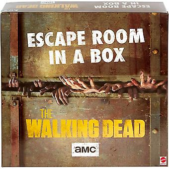 The Walking Dead - Escape Room in a Box Kids Toy