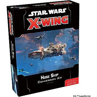 Star Wars X-Wing 2nd Edition Enorme scheepsconversiekit