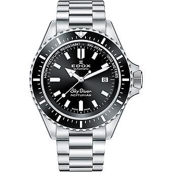 Edox 80120 3NM NIN Herren Fallschirmspringer Uhr
