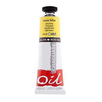 Daler Rowney Graduate Oil Colour 38ml