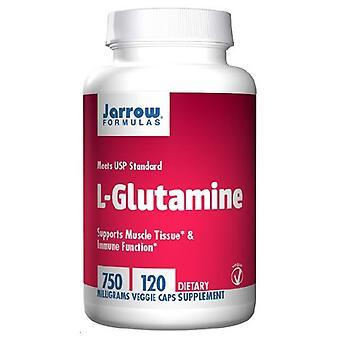 Jarrow Formler L-Glutamin, 750 mg, 120 Kepsar