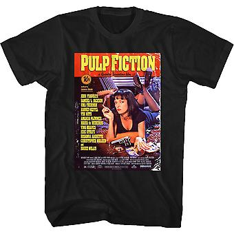 Vintage Film Poster Pulp Fiction T-Shirt