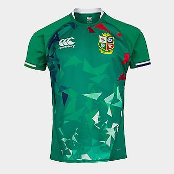 Canterbury brittiska och irländska Lions Utbildning Shirt Mens