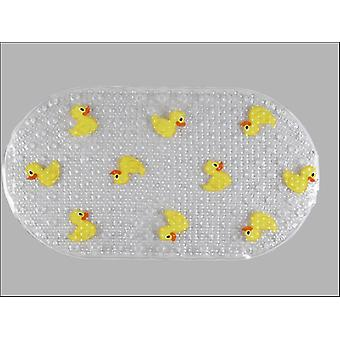 Home Label Ducks Bad Mat Clear 95416