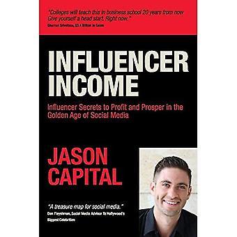 Influencer Inkomen