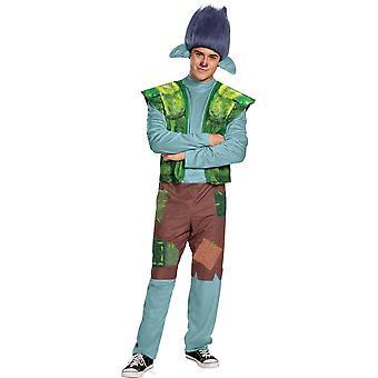 Men's Branch Costume - Trolls Movie 2