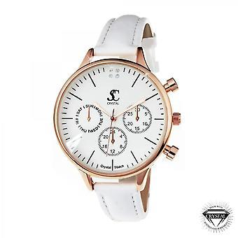 Reloj de mujer So Charm MF371-BLANC