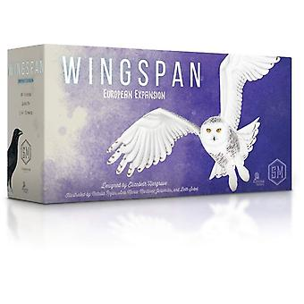 Wingspan European Expansion Pack Mixed Colours