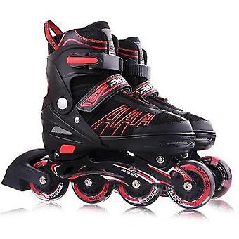 الرجال & apos;s / المرأة & apos;ق الشباب أحذية التزلج على التوالي خط