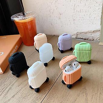 Cute Airpods Suitcase