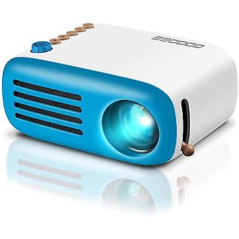 Mini Projector, LED Portable Projector Pocket Pico Projector Great Gift for Kids