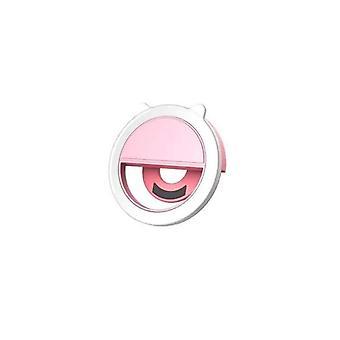 Mini Mobile Phone 36 Led Selfie Ring Light Anchor Beauty Lens Live Broadcast