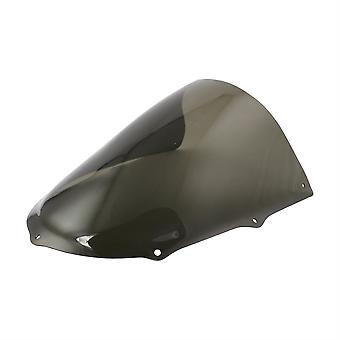 Airblade Light Smoked Double Bubble Screen Aprilia RS50 RS125 RS250 1998-2005