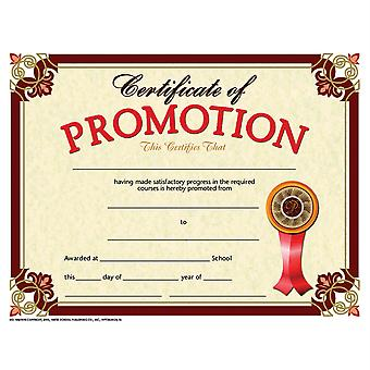 """Certificate Of Promotion, Pack Of 30, 8.5"""" X 11"""" H-Va609"""