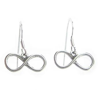 Orecchini a goccia in argento sterling Eternal Love Infinity .925 X1 Pair