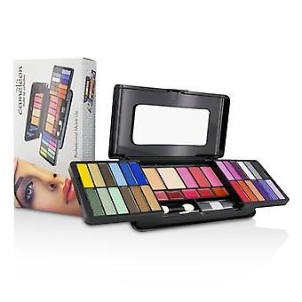 Cameleon MakeUp Kit Deluxe G2215 (24x Eyeshadow, 3x Blusher, 2x Pressed Powder, 5x Lipgloss, 2x Applicator) (Exp. Date 07/2021)