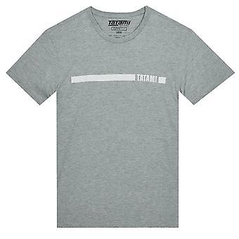 Tatami Fightwear Gallant Collection T-Shirt Grey