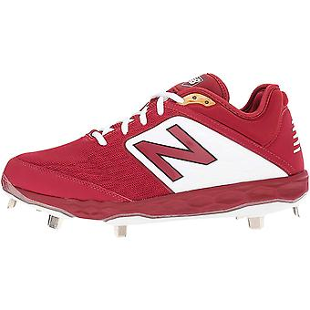 New Balance Men's Shoes 3000v4 Low Top Pull On Baseball Shoes