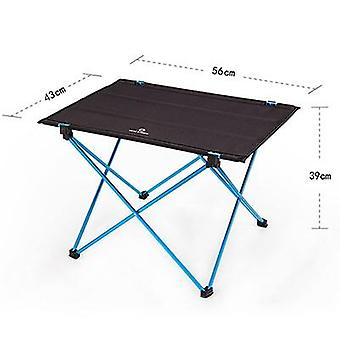 Portable Foldable Desk - Camping Traveling Outdoor Table